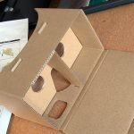 100円ショップの『VRゴーグル』を試してみた!