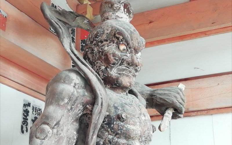 総持寺仁王像